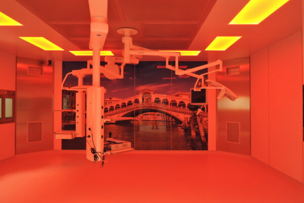 Illuminazione sala operatoria